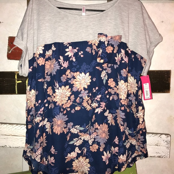4441f5a4 Xhilaration Tops | New Shirt | Poshmark